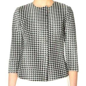 The Limited Scandal Collection Houndstooth Blazer